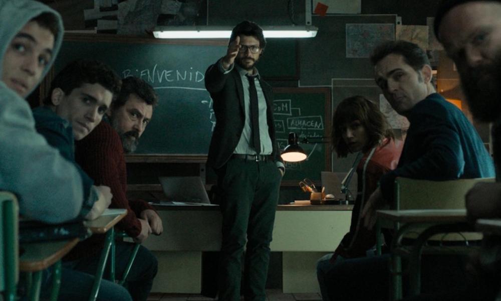 Álvaro Morte: 10 cose che non sapete sull'attore de La casa di carta e Il Segreto
