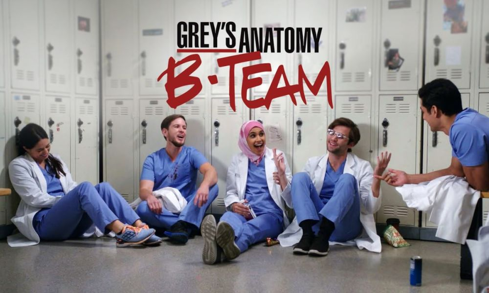 Grey's Anatomy: B-TEAM - Il trailer della webserie dedicata alle matricole del Grey Hospital