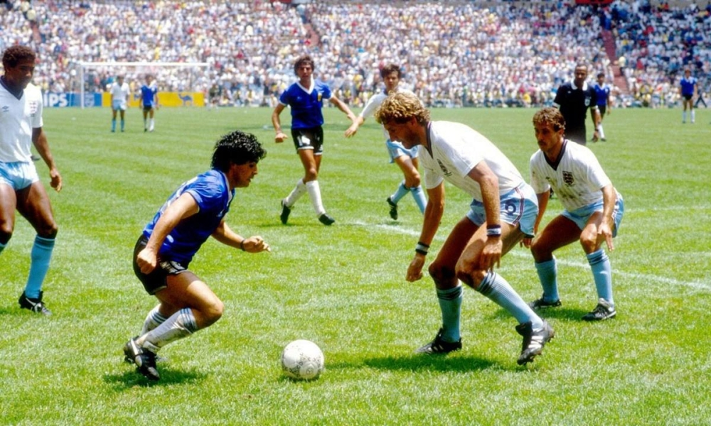 Hero The Official Film of the 1986 FIFA World Cup