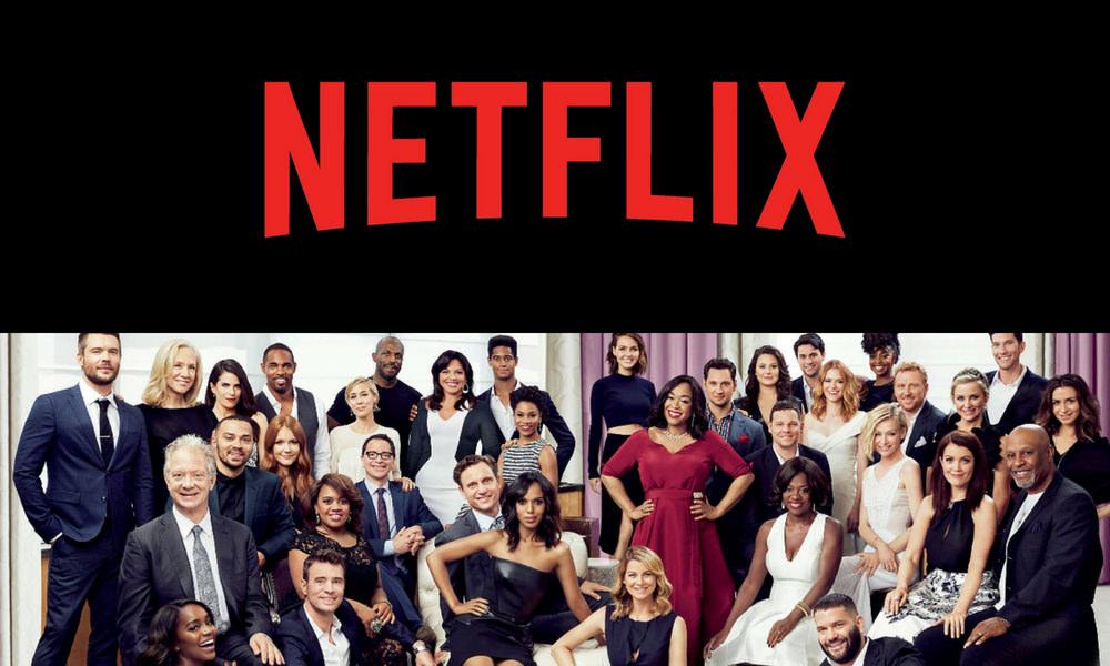 Netflix-Shondaland: le prime 8 serie TV  nate dall'accordo con Shonda Rhimes