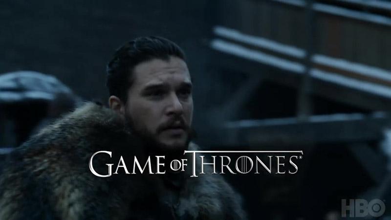 Ottava Stagione Game of Thrones
