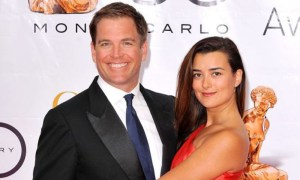 Michael Weatherly e Cote de Pablo