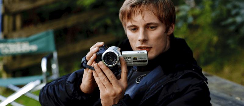 Bradley James curiosità