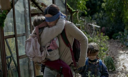 Bird Box - la recensione del film Netflix