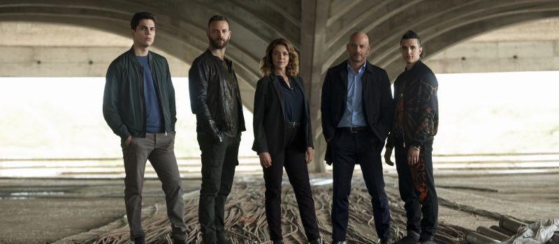 Suburra La serie 2 - Netflix febbraio 2019