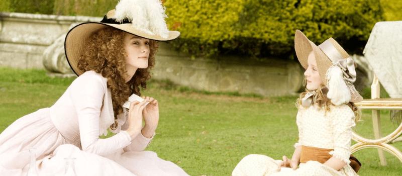 la duchessa film keira knightley