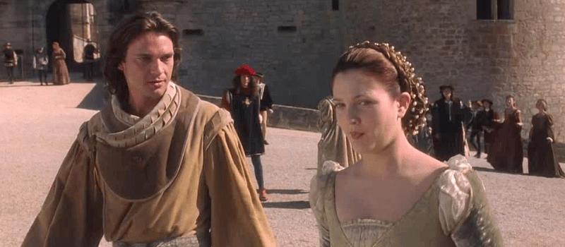 la leggenda di un amore - cinderella drew barrymore