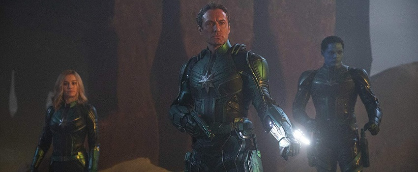 Captain Marvel - la recensione