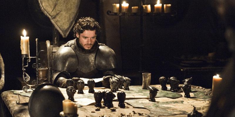 episodi game of thrones richard madden