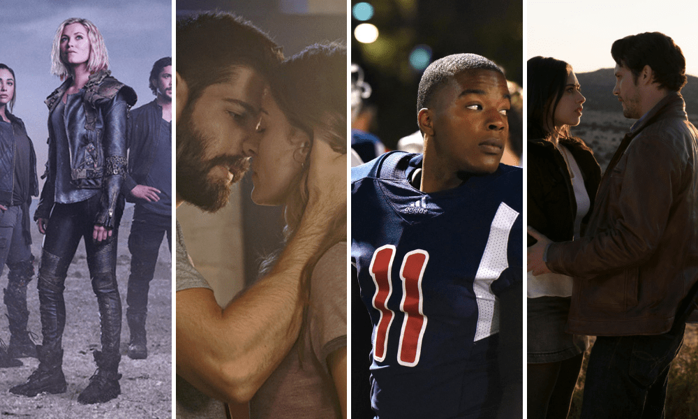 The CW rinnova: The 100, Roswell, New Mexico, All American e In The Dark