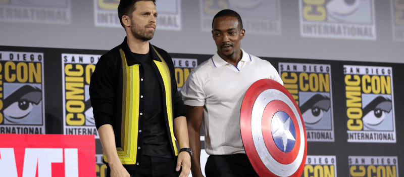 marvel fase 4 the falcon and the winter soldier