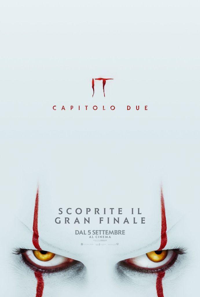 IT CAPITOLO DUE - Poster Ufficiale