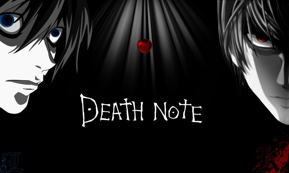 Death Note - Cover