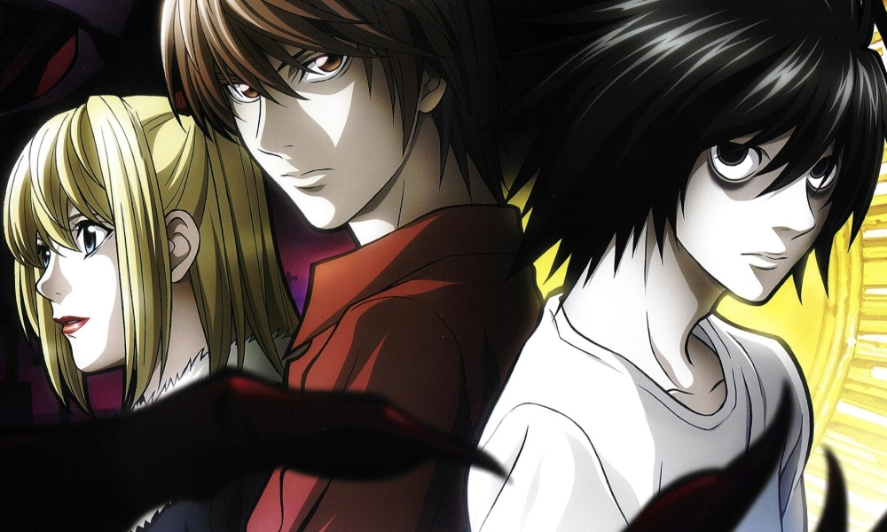 Death Note - I Protagonisti