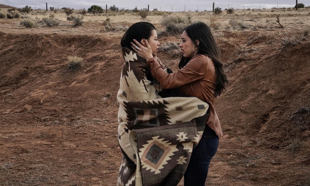 Roswell, New Mexico - Una scena della prima stagione