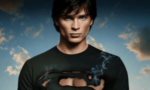 tom welling clark kent arrow