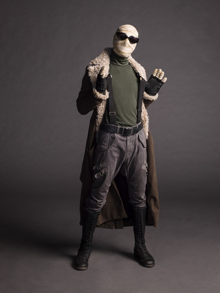 Doom Patrol - Negative Man
