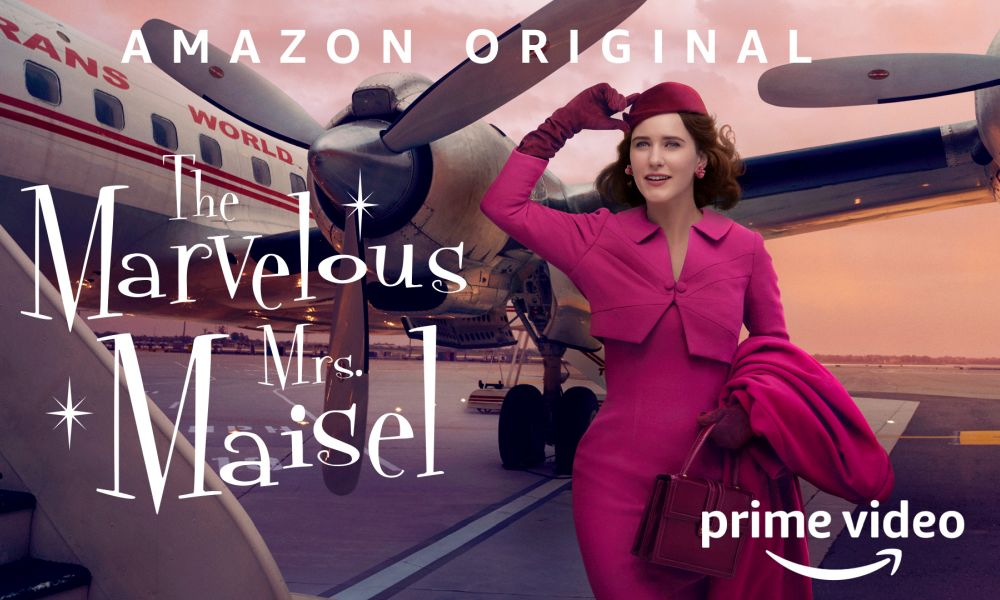 The Marvelous Mrs. Maisel Poster terza stagione