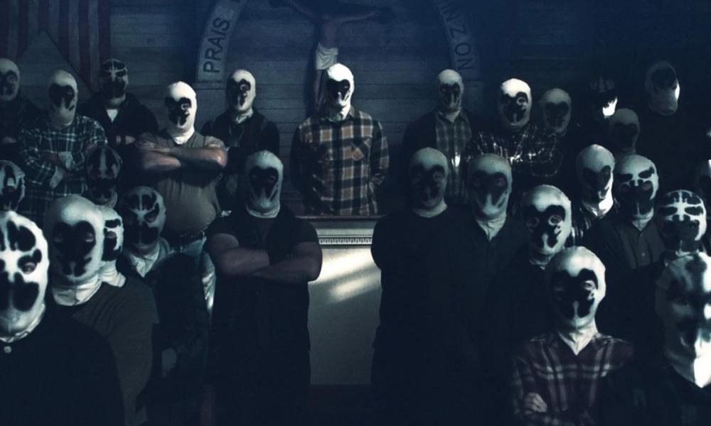 Watchmen - Un'immagine promozionale