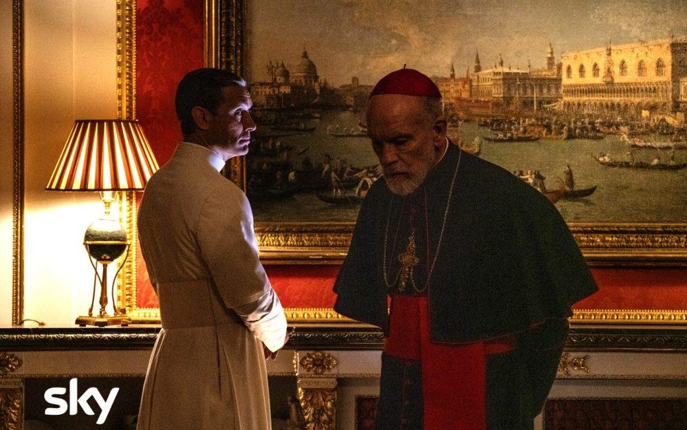the new pope john malkovich