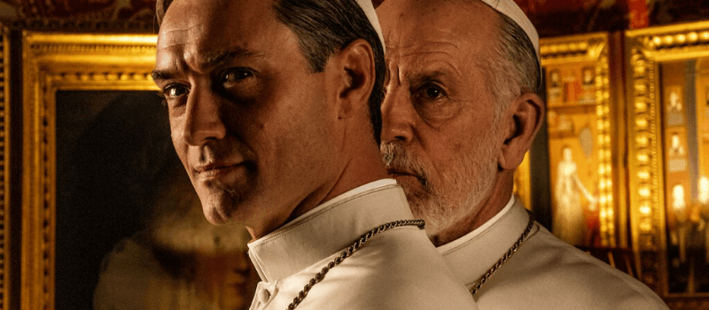 john malkovich the new pope jude law
