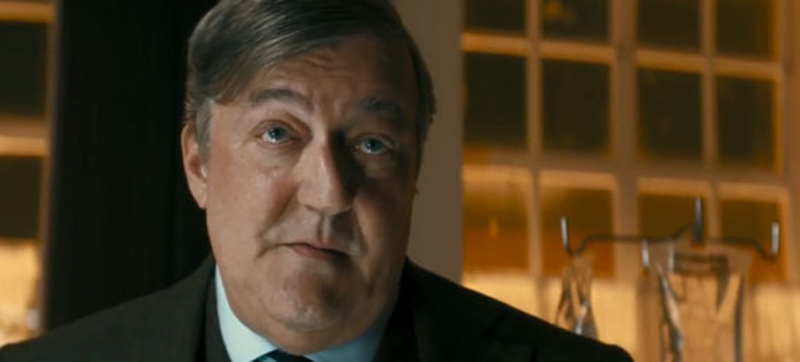 Doctor Who Stephen Fry