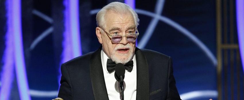 Golden Globe Awards 2020: vincitori e vinti - Brian Cox