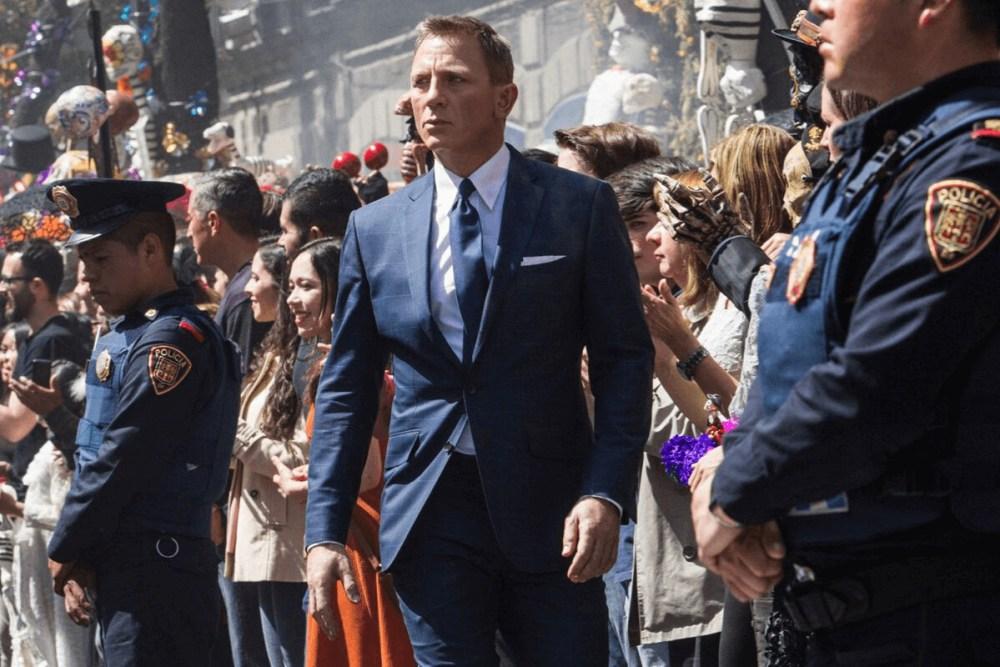 007 spectre james bond daniel craig
