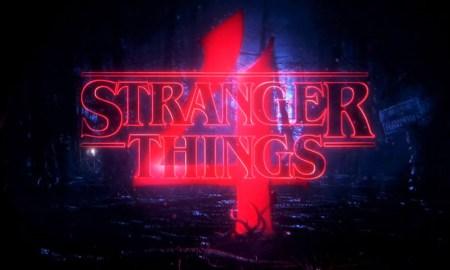 stranger things 4 - cover