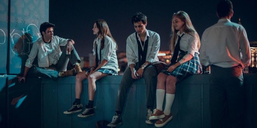 Love 101 - Un'immagine del cast