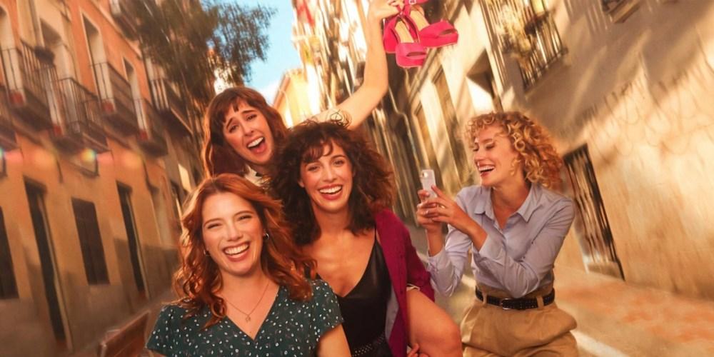 Il cast della serie TV Valeria