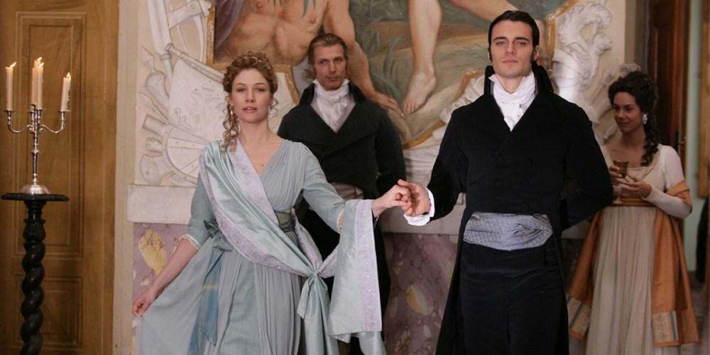 Giulio Berruti e Sarah Felberbaum in La figlia di Elisa - Ritorno a Rivombrosa