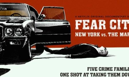 Fear City: New York contro la mafia