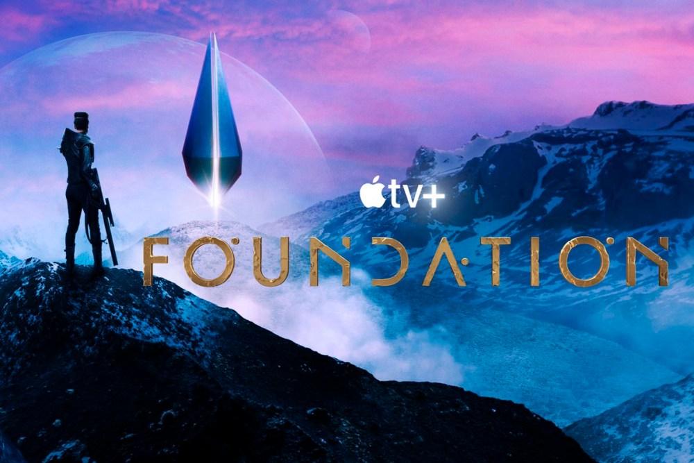 Foundation Apple+