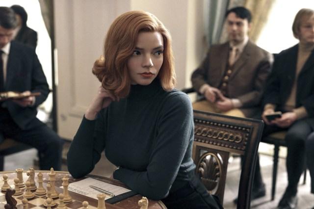 La Regina degli Scacchi: trama, cast, trailer - Telefilm Central