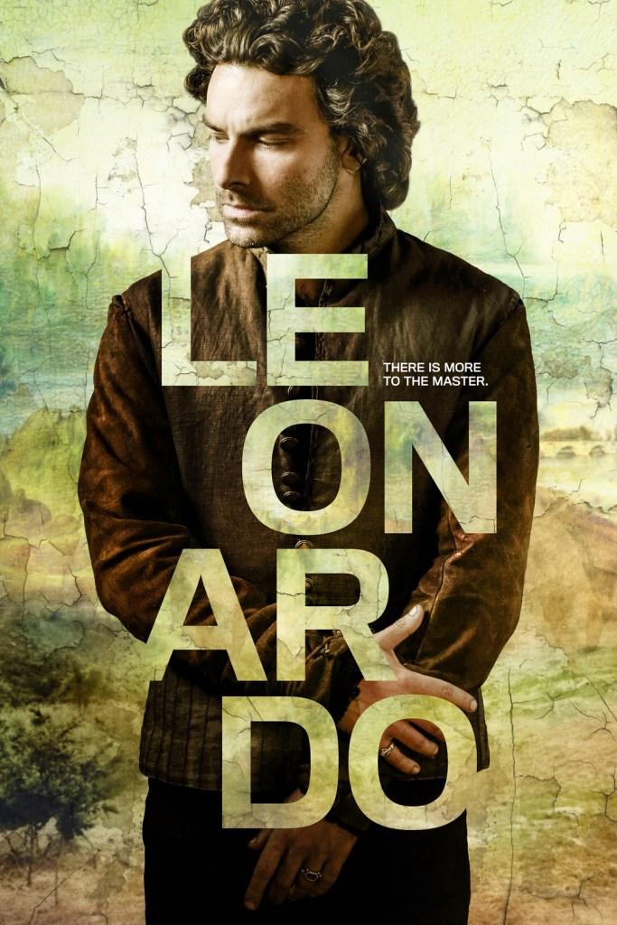 Leonardo Aidan Turner serie TV