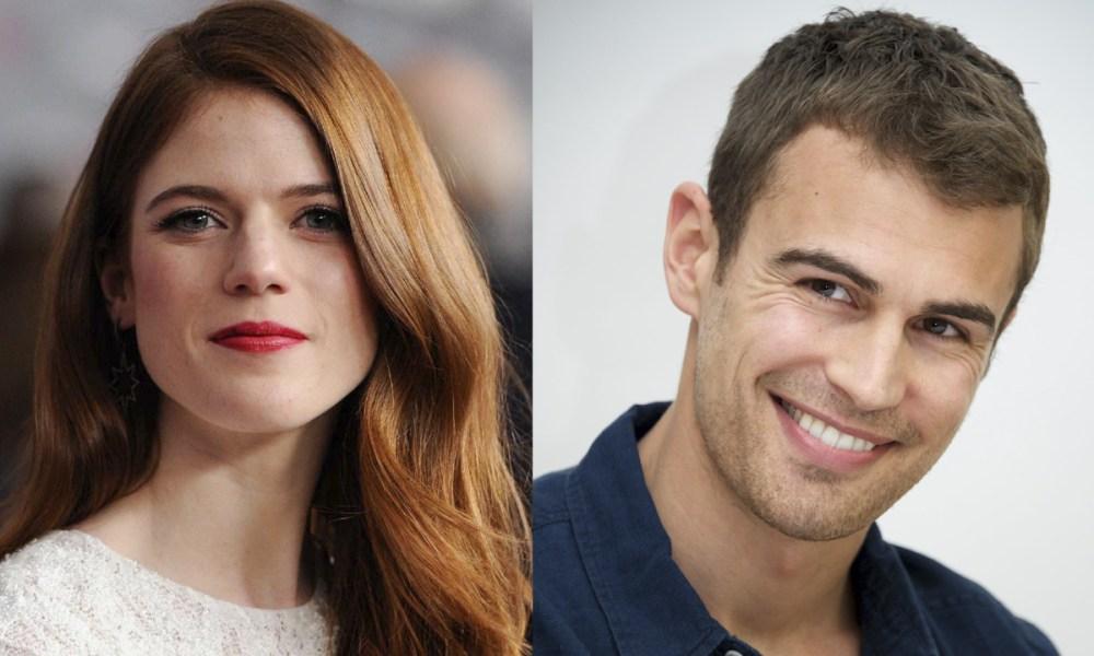 rose Leslie e Theo James