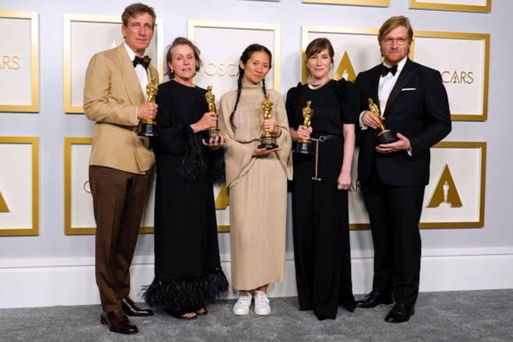 Notte degli Oscar 2021 - Miglior film: Nomadland