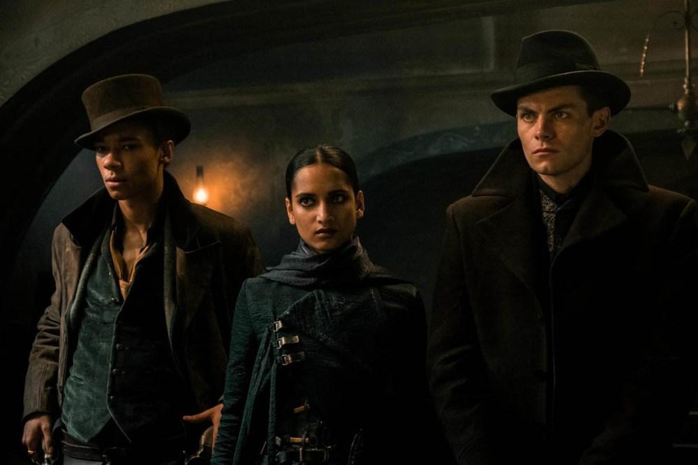 Shadow and Bone recensione serie Netflix, sei di Corvi