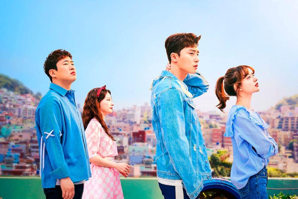 drama coreano fighr for my way