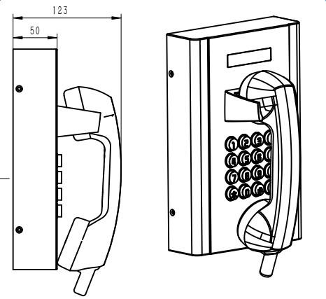 JR204-FK Drawing Frente