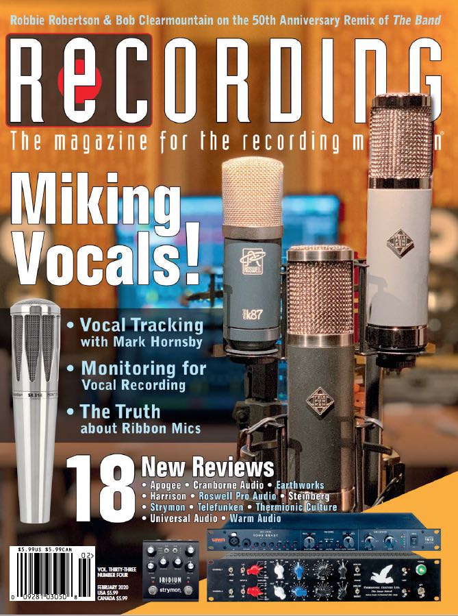 TF47 & TF51 RECORDING MAGAZINE 1