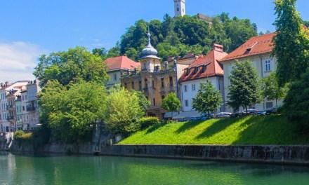 European Green Capital, handover from Bristol 2015 to Ljubljana 2016