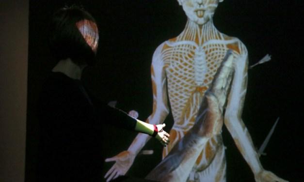 """""""Uomo Virtuale, la Fisica esplora il corpo"""" tra medicina e tecnologia, a Palazzo Blu di Pisa. La mostra inaugurata oggi sarà aperta fino al 2 luglio"""