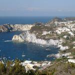 Ponza: Località Le Forna