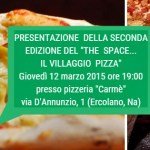 Invito presentazione The Space