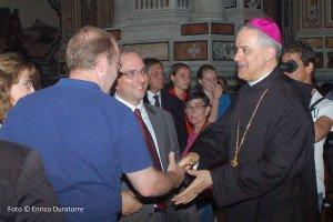 L'Ordine dei Chimici incontra l'Abate di Montecassino