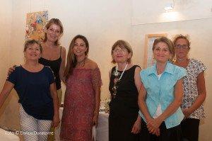 Annalisa Radice e le donne dell'arte