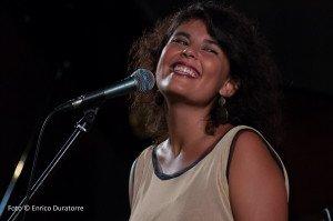 Emilia Zamuner voce degli Opus Incertum
