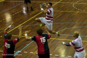 Milos Filic in azione